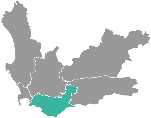 region capeoverberg